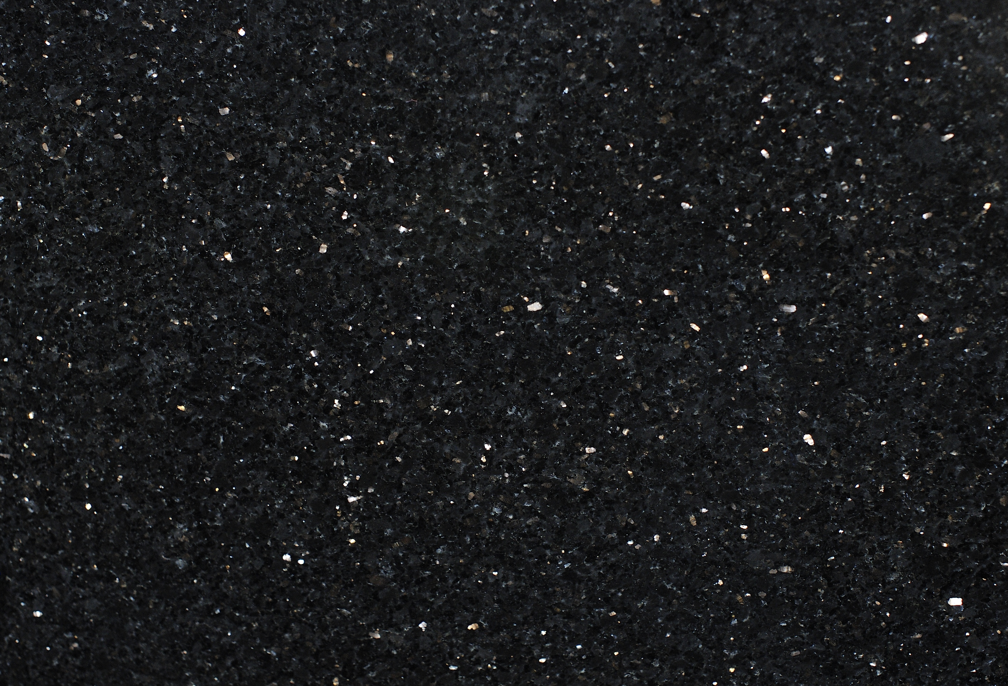 Black Galaxy Granite Texture Seamless