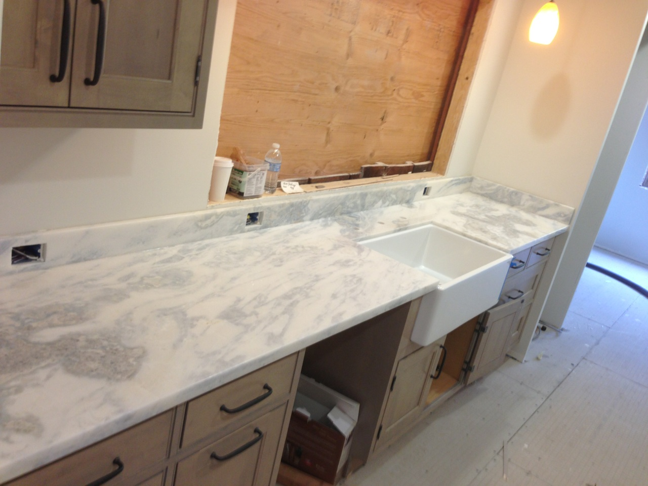 Namib Sky Quartzite Prefab Counter tops - Artistic Stone Kitchen and BathArtistic Stone Kitchen ...
