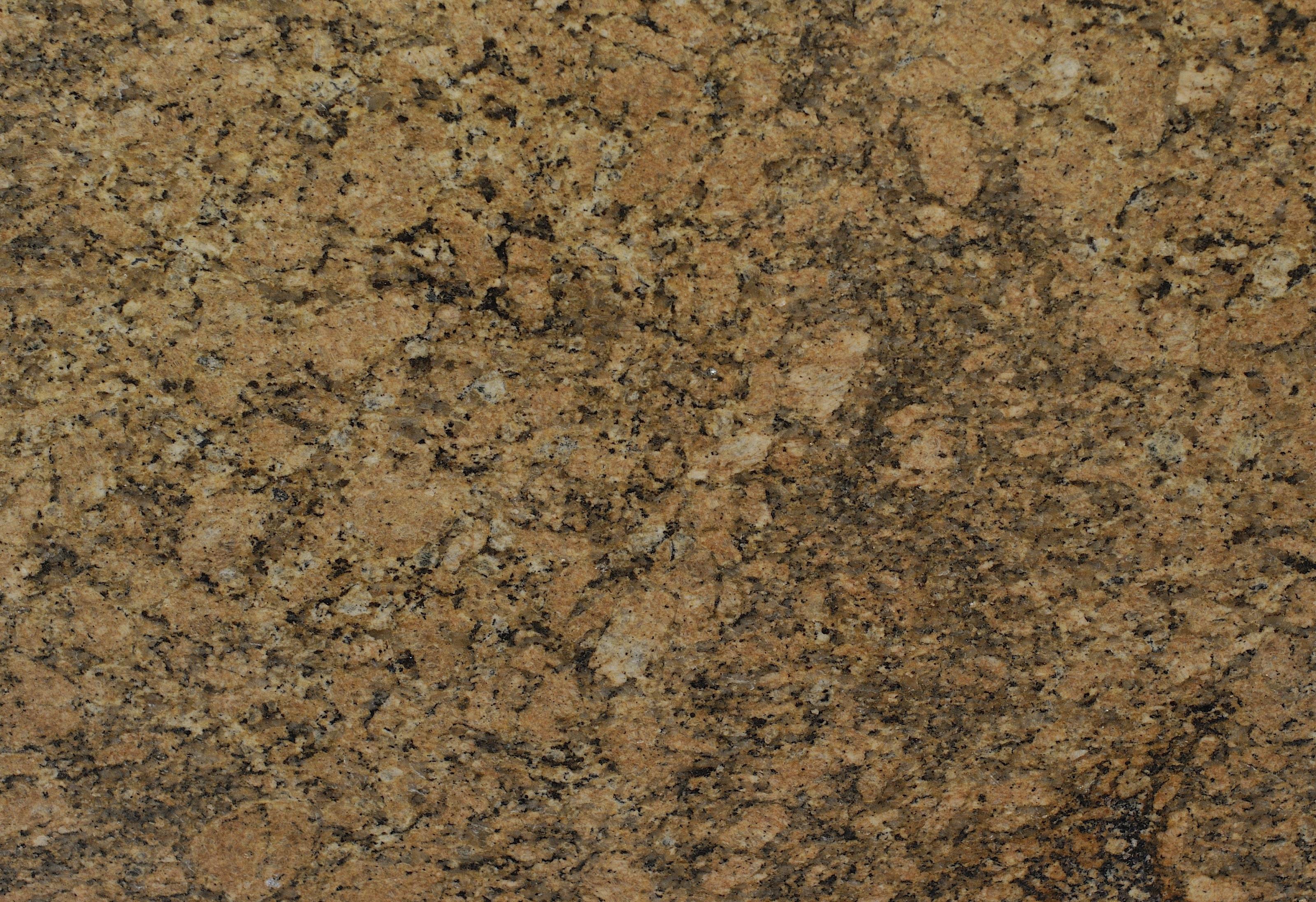 Giallo Veneziano Granite Prefabricated Kitchen Countertops