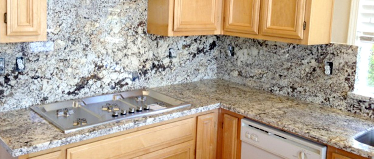 Granite Tile Backsplashes Artistic Stone Kitchen And Bath