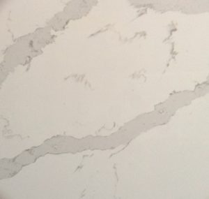 Calacatta D Quartz Please call us for pricing for material only and/or installation