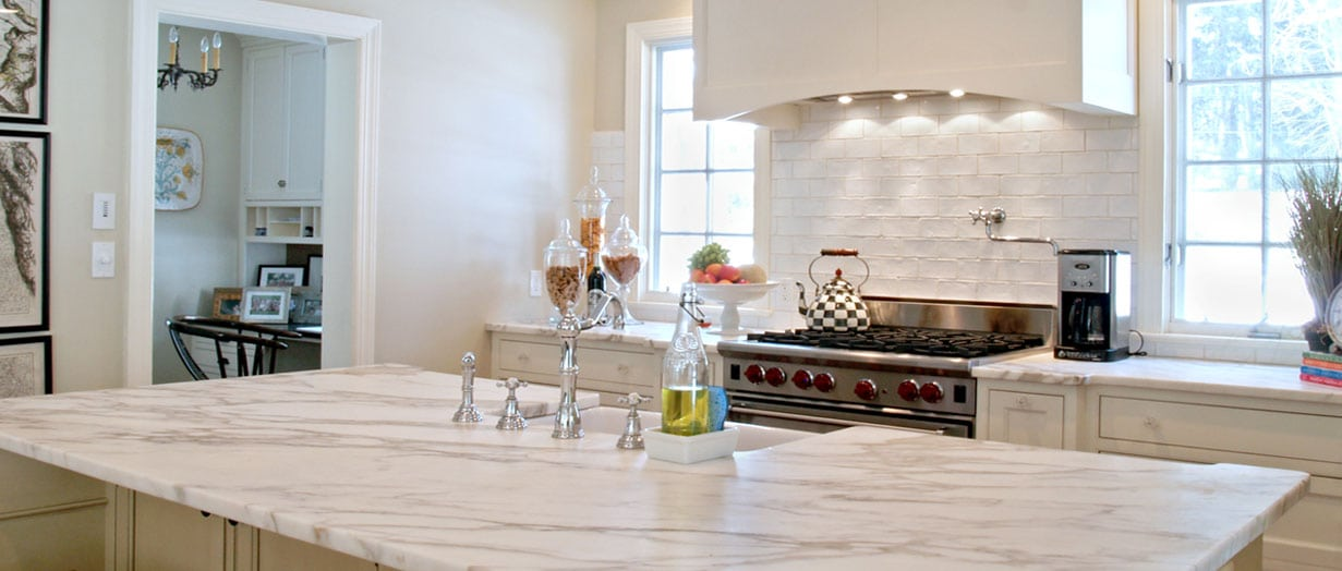 Prefab Slab Stone Countertops For The Bay Area Artistic