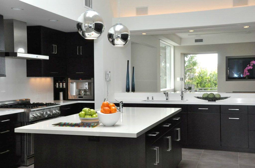 Contemporary Styling Kitchen Cabinets