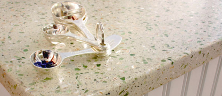 Recycled Slabs | Kitchen Countertops